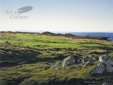 Gullane No.1 Course - 12th Hole 'The Valley'