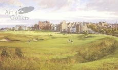 St Andrews - The Road Hole
