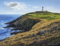 Old Head of Kinsale - 4th Hole 'The Razors Edge'