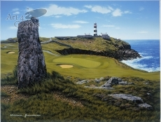 Old Head of Kinsale - 17th Hole 'Lighthouse'