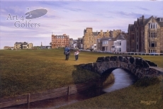 St Andrews - Across the Bridge
