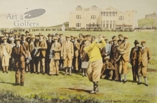 Bobby Jones at St Andrews 1927