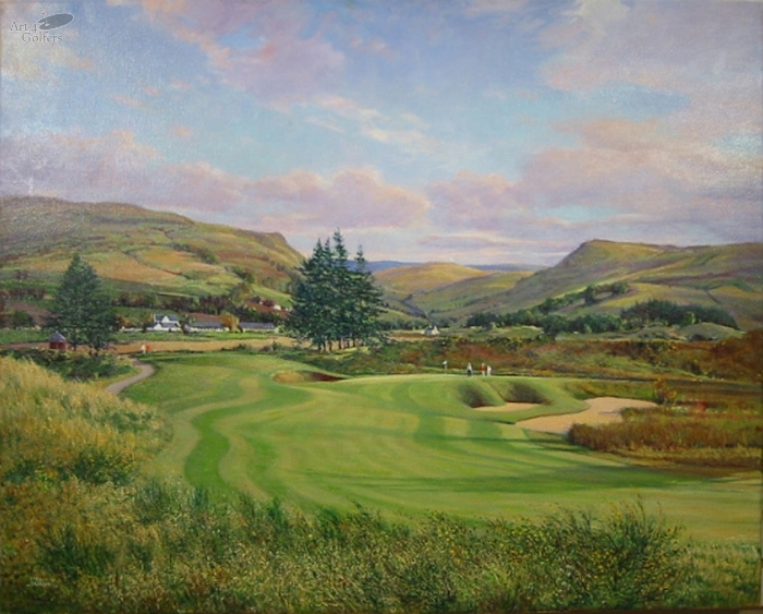 Gleneagles - Centenary Course 1st Hole