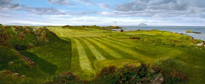 Turnberry - Ailsa Course - 12th Tee