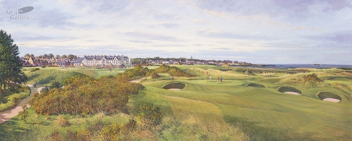 Carnoustie - The Championship Course