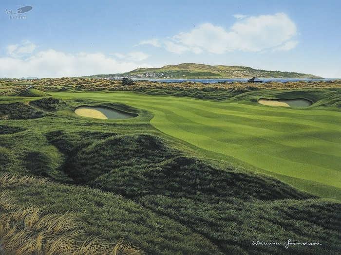 Royal Dublin - 5th Hole Valley