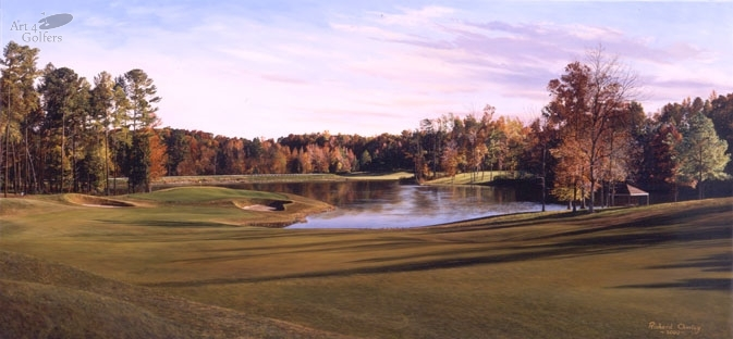 The Hermitage - Sabot Course 10th Hole