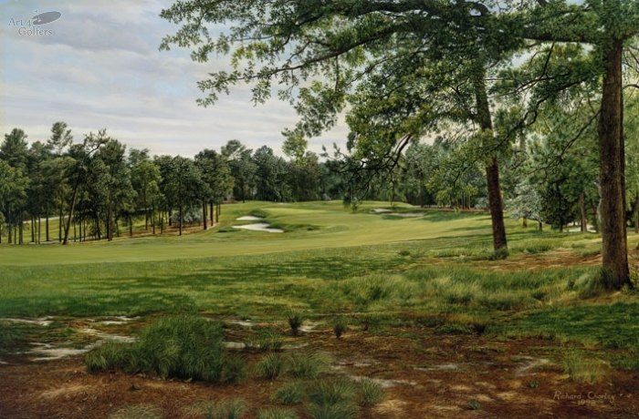 Pinehurst No.2 - 5th Hole