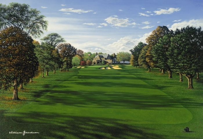 Winged Foot - West Course 9th Hole