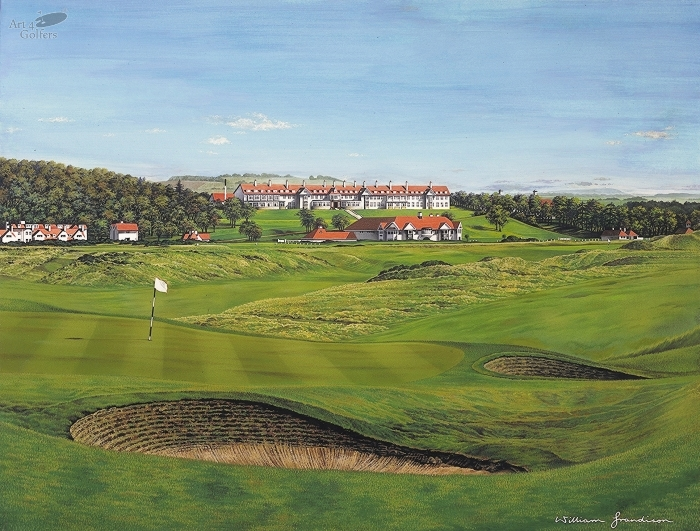 Turnberry - Ailsa Course & Hotel