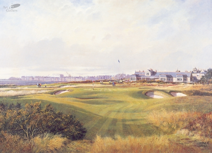 Royal Troon - 17th Hole 'The Rabbit'