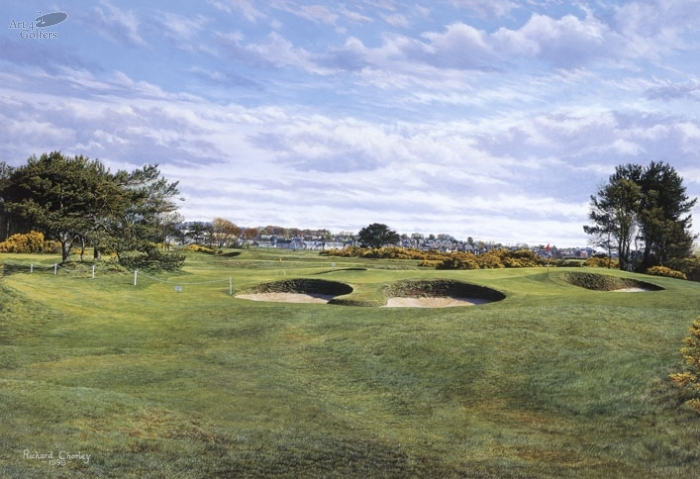 Carnoustie - 13th Hole 'Whins'