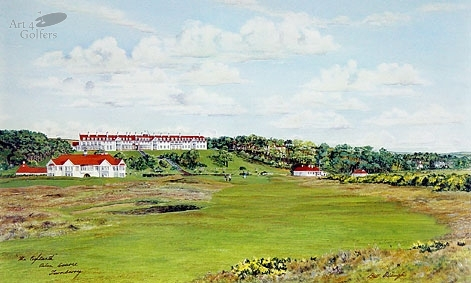 Turnberry - The Ailsa Course