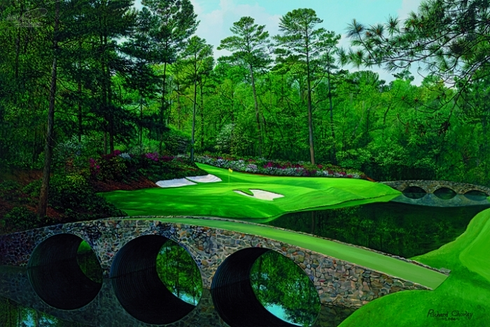 Augusta National Golf Club - 12th Hole