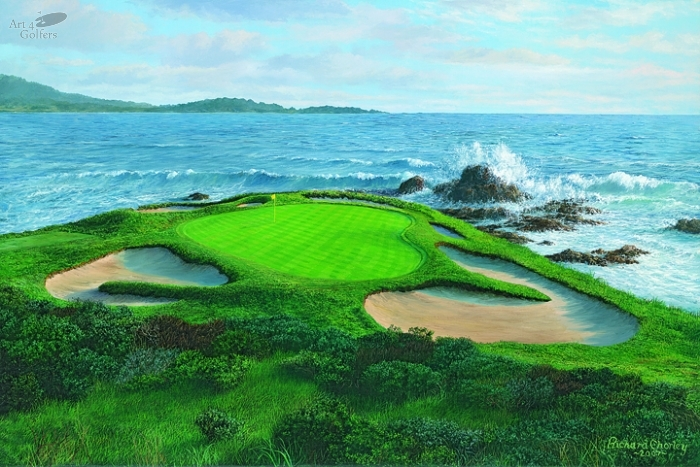 Pebble Beach - 7th Hole