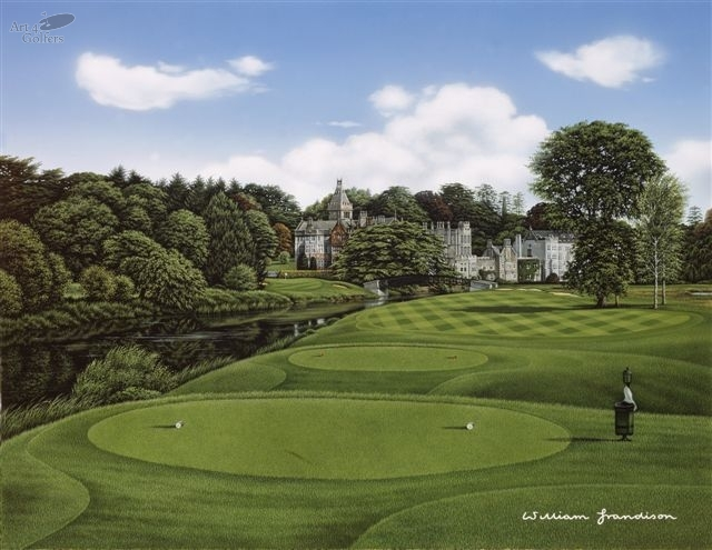 Adare Manor - 18th Hole