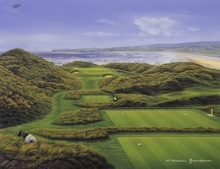 Lahinch - 11th Hole Par 3