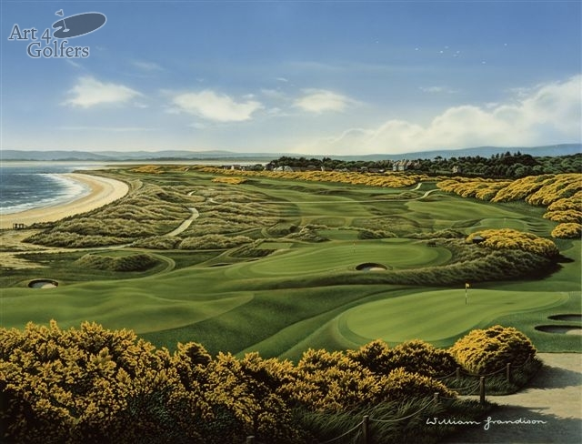 Royal Dornoch 10th Hole