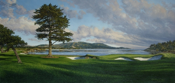 Pebble Beach - 18th Hole