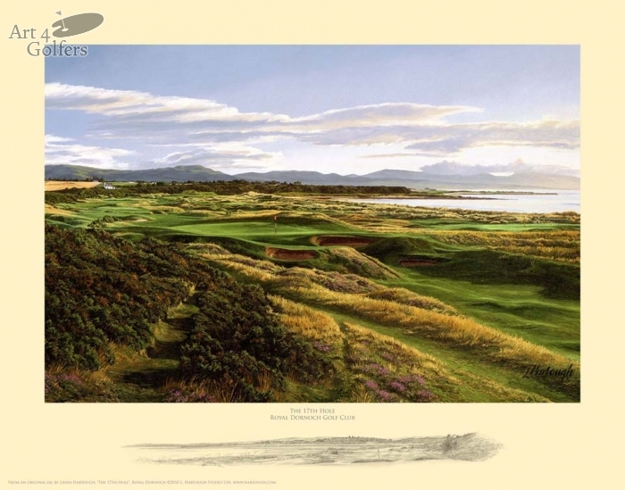 Royal Dornoch 17th hole